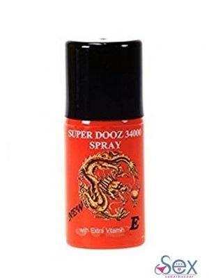 Super Dooz 34000 Dragon Delay Spray-sextoyinsadarbazaar.com