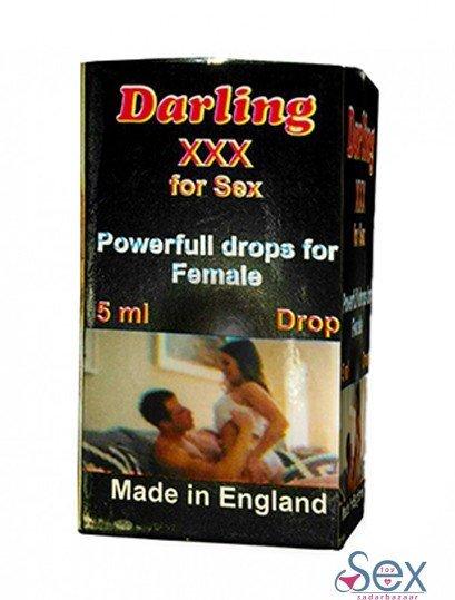 Darling Xxx Sex Drop For Female -sextoyinsadarbazaar.com