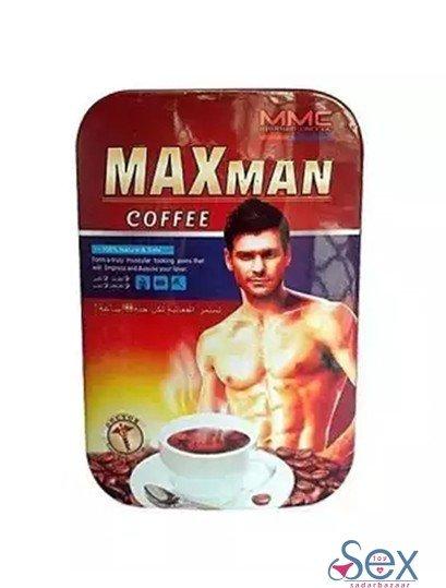 Maxman Coffee Sexual Enhancer for Men-sextoyinsadarbazaar.com