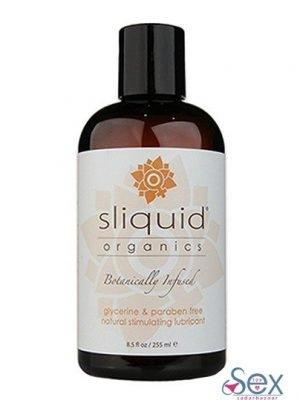 Natural lubricanting Silk Organic by Sliquid 125ml -sextoyinsadarbazaar.com