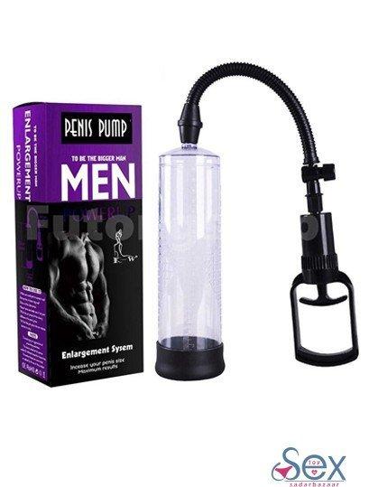 Power Penis Enlargerment Pump- sextoyinsadarbazaar.com