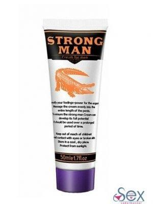 Strong Man XXL Big Dick Penis Enlargement Cream-sextoyinsadarbazaar.com